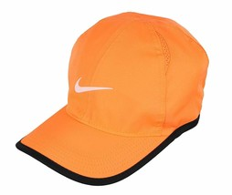 NEW! Nike Feather Light Tennis Hat (Tart/Black/Black/White, One Size) - $54.33