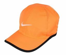 NEW! Nike Feather Light Tennis Hat (Tart/Black/Black/White, One Size) - $54.33