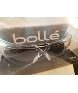 Bolle 40032 AXIS Safety Glasses Clear Anti Scratch Anti Fog Lenses - $11.14