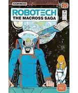 Robotech: The Macross Saga #20 [Comic] Markalan Joplin; Mike Leeke and R... - $4.95