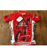 Tour de Cure Red Rider Cycling Jersey XS Primal American Diabetes  Bicyc... - $13.29