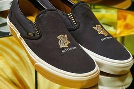 Vans X Harry Potter Hufflepuff Hogwarts Classic Slip-On Mens Womens Skate Shoes - $49.99