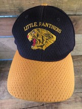 Little Panthers Team Black Yellow Adjustable Adult Cap Hat - $9.89