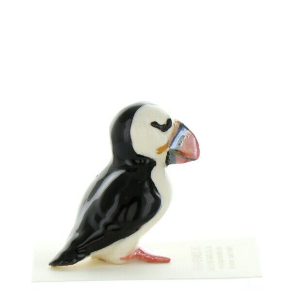Hagen Renaker Bird Puffin Ceramic Figurine