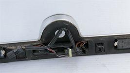 01-06 BMW E46 Convertible M3 325Ci 330Ci License Tag Light Trunk Trim Handle image 7