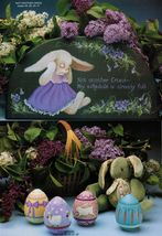 Tole Decorative Painting Easter Bunnies Xmas Halloween Loving You Scheew... - $12.99
