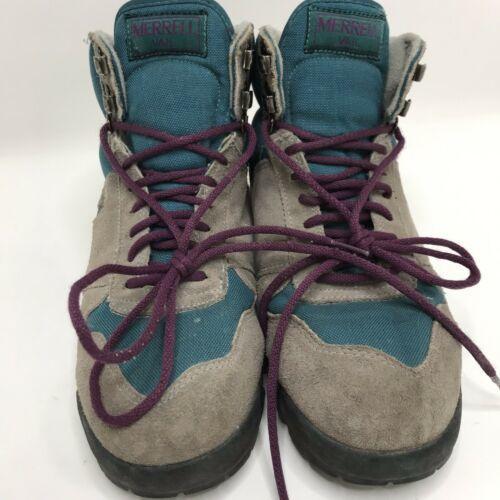 Vintage Merrell Air Cushion High Top Shoes Men Size 10 Vail