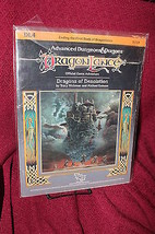 Dragons Of Desolation AD&D Advanced Dungeons Hickman 9139 Dragonlance TS... - $16.20