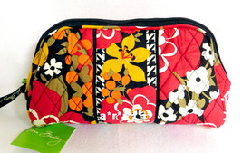 Vera Bradley Wedge Cosmetic Limited Edition Bittersweet New with Tags - $30.00