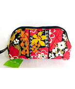 Vera Bradley Wedge Cosmetic Limited Edition Bittersweet New with Tags - $28.00