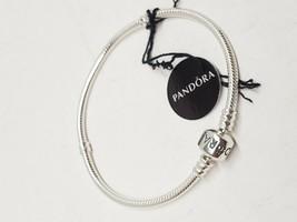 "Pandora Moments Snake Chain Bracelet 7.9"" - $26.64"