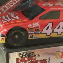 Racing Champions David Green #44 Nascar Stock Car Toy 1995 Slim Jim with Stand - $3.00