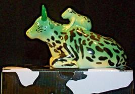 CowParade Mother Frog Item # 9207 Westland Giftware AA-191894 Vintage Collectib image 2