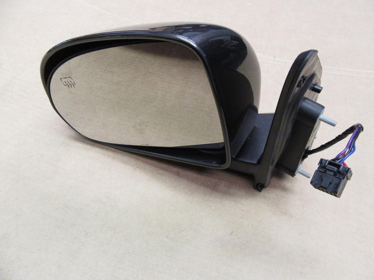 OEM 05-10 Chevy Cobalt Sedan LH Driver Left Side View Mirror Stealth Gray Power