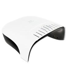 Nail Lamp Led Intelligent Induct Color White Size Eu Plug - $72.98