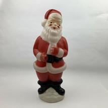 Vintage 1973 Santa Claus Christmas Blow Mold Carolina Enterprises 23 Inc... - $45.00