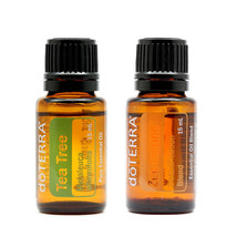 doTERRA Tea Tree + Zendocrine 15ml Essential Oil 100% Authentic Free Shi... - $47.72