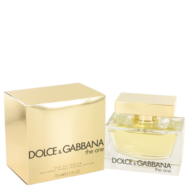 Dolce   gabbana the one perfume