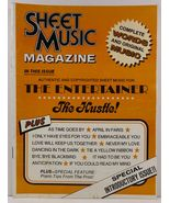 Sheet Music Magazine Special Introductory Issue - $3.99