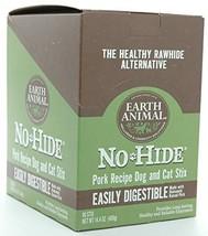 Earth Animal No-Hide Pork Stix 90 Count Value Box - $82.76