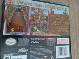 Nintendo DS Shrek's Carnival Craze Party Games image 2