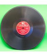 "1946 Columbia 10"" Shellac 78 RPM Dinah Shore Record, PlayRated Good Plus - $2.95"