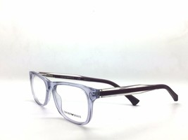 Emporio Armani  Violet Clear EYEGLASSES FRAME 52MM EA 3001 5071 New Auth... - $58.17