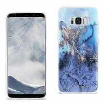 New Reiko Samsung Galaxy S8/ Sm Azul Mist Cover In Blue - $8.75