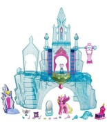 My Little Pony Friendship is Magic Crystal Empire Castle *Opened Damaged... - $148.45