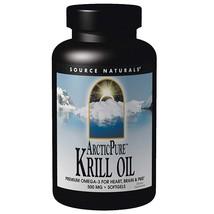 Source Naturals ArcticPure Krill Oil - 500 mg - 30 Softgel - $19.20