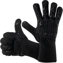 Gants de Four Antidérapants Anti-usure Anti-chaleur 500°C/932°F avec...  - $30.53
