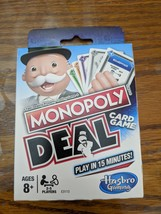 Hasbro Monopoly Deal Card Game - $13.50