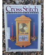 1 Vintage 1988 Jan/Feb Cross Stitch & Country Crafts Magazine 26 Projects - $6.99
