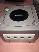 Nintendo GAMECUBE System DOL-001 Platinum Silver Replacement Console Only - $50.44