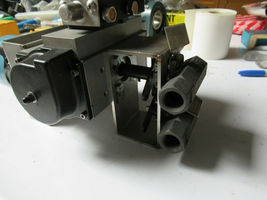 Micro Switch 11CX15-D01 W/ Bettis Actuator RPC450SR4 & Jamesbury Valves NEW image 3