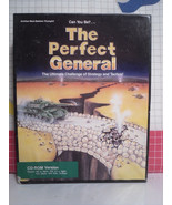 QQP Perfect General - PC Military Strategy Game - 1991 - CDROM - $8.55