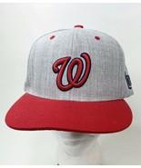 Washington Nationals Melonwear OSFA Adjustable Hat Miller Lite  - $8.90
