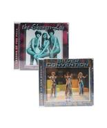The Shangri La's Silver Convention Life Time 2 CD Bundle  - $9.97