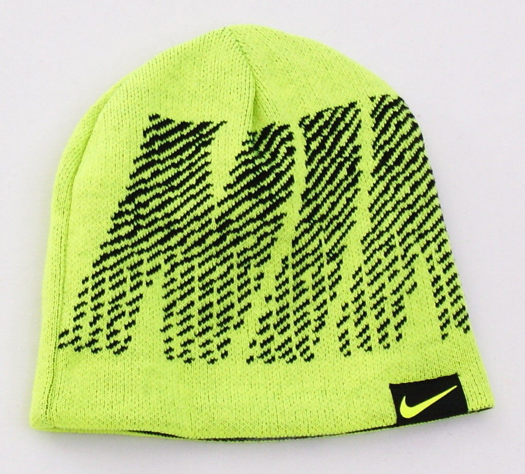 a950fd9ae61 Nike Reversible Volt   Black Beanie Skull and 50 similar items. 57