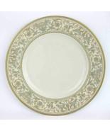 "Gorham ""Lorenzo De Medici"" Green & Gold Salad Plate 8-1/4"" Excellent Con... - $13.00"