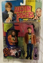 Austin Powers Scott Evil Action Figure 1999 Mcfarlane Toys 90s Series 2 NIP - $23.51