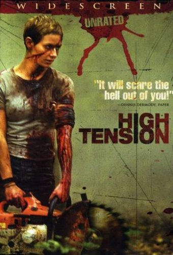 High Tension DVD