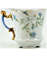 T.C. English China Tea Cup Floral Collectible Vintage Replacement Free S... - $11.87