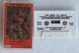 Malo, The Best of  - Cassette - $11.11