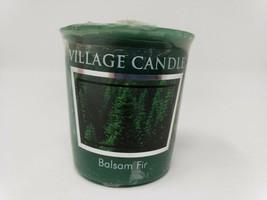 Village Candle Votive - Balsam Fir - New - $2.99