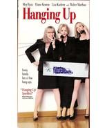 Hanging Up VHS Meg Ryan Diane Keaton Lisa Kudrow Walter Matthau - $1.99