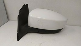 2012-2014 Ford Focus Driver Left Side View Power Door Mirror White 120597 - $84.60