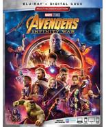 Marvel Studios Avengers: Infinity War (Blu-ray + Digital, 2018) - $16.95