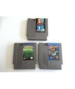 NES Nintendo Games Lot: Startropics & Spyhunter & Mario / Duckhunt Teste... - $21.99