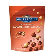 Ghirardelli Milk Chocolates caramelized hazelnut 4.8oz, pack of 1 - $17.99